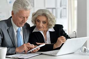 Older employees needing succession planning