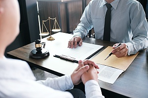 a business receiving legal counsel from a certified public accountant firm