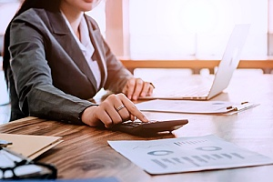a certified public accountant implementing the GAAP for a government contracting organization