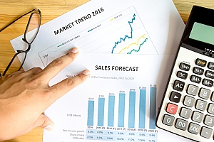market forecasts that are a part of financial planning services