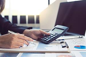 a Falls Church CPA conducting tax preparation for a nonprofit organization
