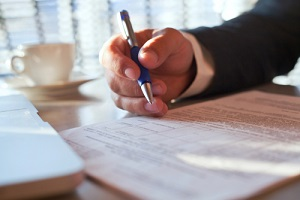 legal advice from lawyer or notary compliance