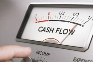 cash flow in flow meter