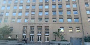 General Services Administration building where GSA vendors are approved
