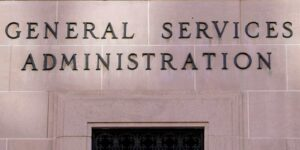 general services administration (gsa) sign